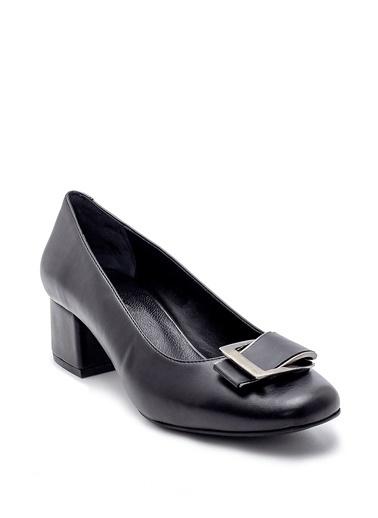 Derimod Kadın Ayakkabı (750-03) Gova/Stiletto Siyah